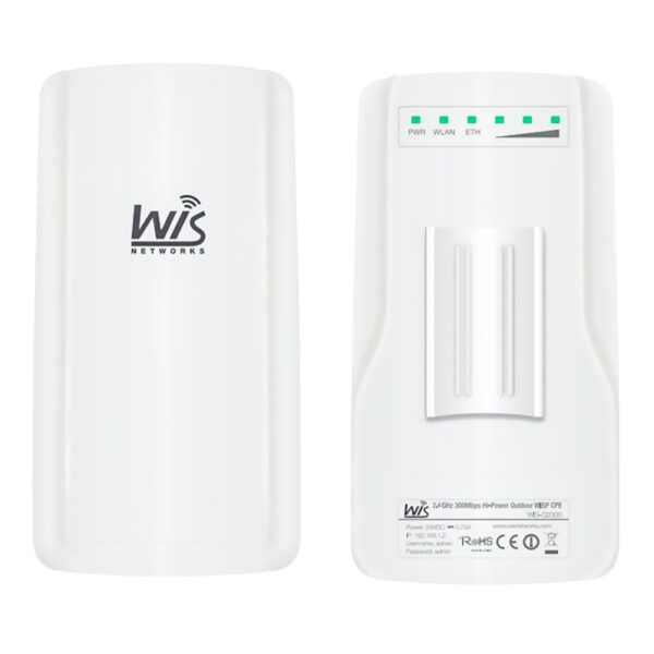 Wireless WISP CPE 5GHz 300Mbps